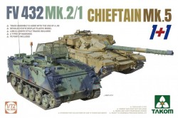 FV432 Mk.2/1 and Chieftain Mk. 5