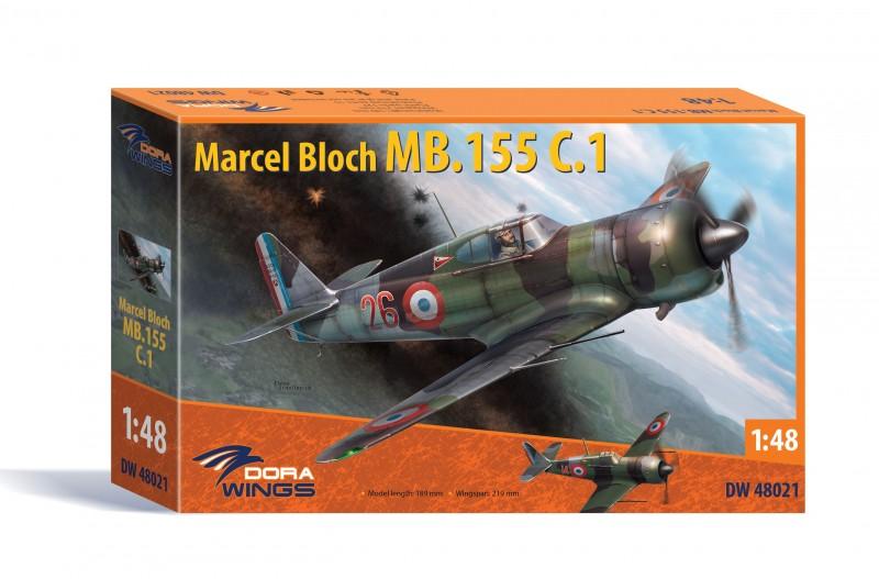 BLOCH MB.155 C.1