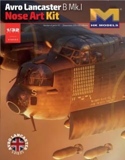 Lancaster B. Mk.I Nose kit