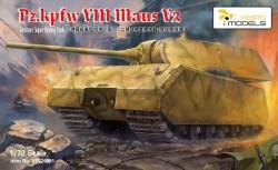 Pz.Kpfw. VIII Maus V2 - German Super Heavy Tank