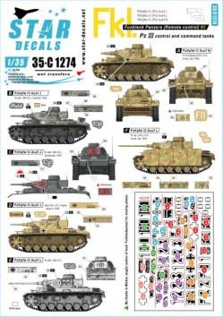 German Funklenk tanks # 3