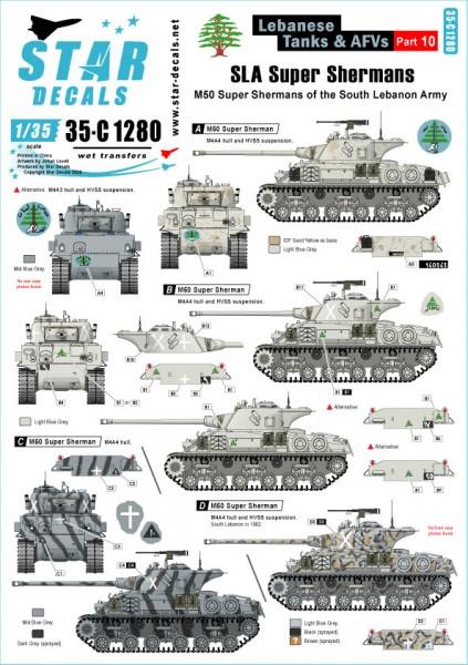Lebanese Tanks & AFVs # 10