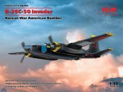 B-26-50 Invader, Korean War American Bomber