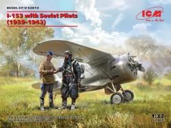 I-153 with Soviet Pilots (1939-1942)