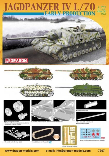Jagdpanzer Iv L70 Early Production