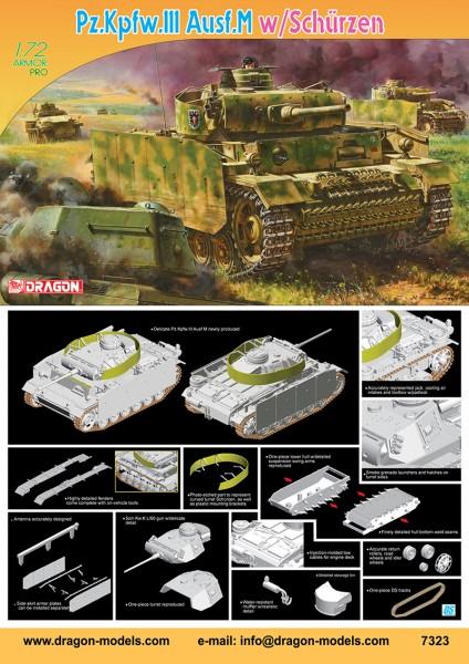 Panzer III Ausf M With Schurzen
