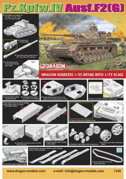 Panzer IV Ausf.F2 G