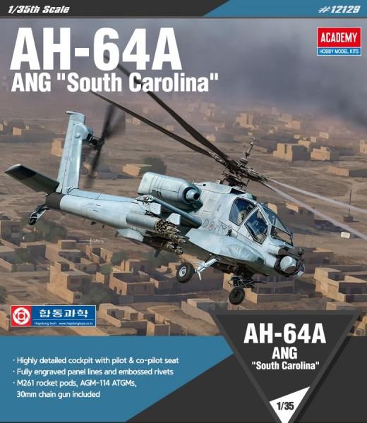 """AH-64A ANG """"South Carolina"""""""