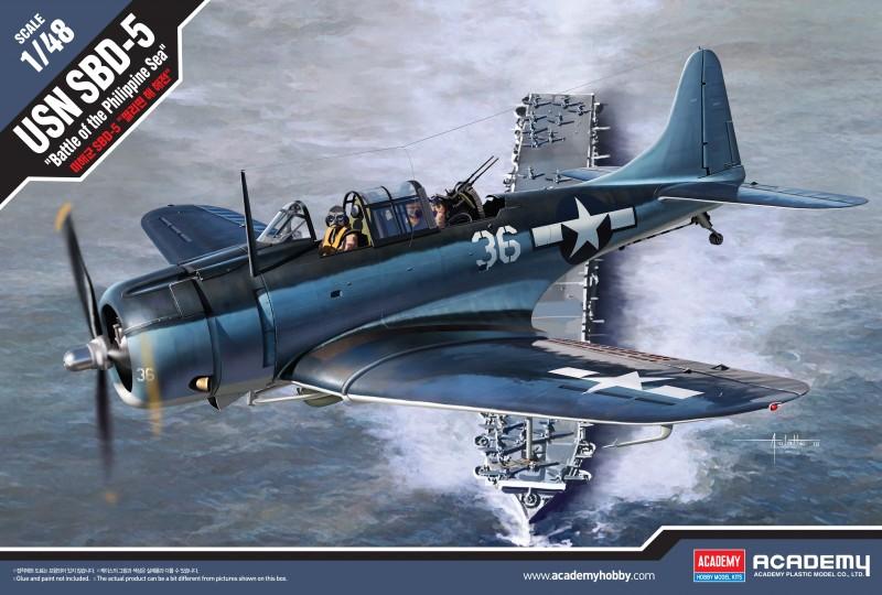 "USN SBD-5 ""Battle of the Philippine Sea"""