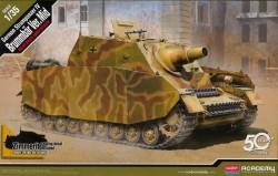 German Strumpanzer IV Brummbär Ver.Mid
