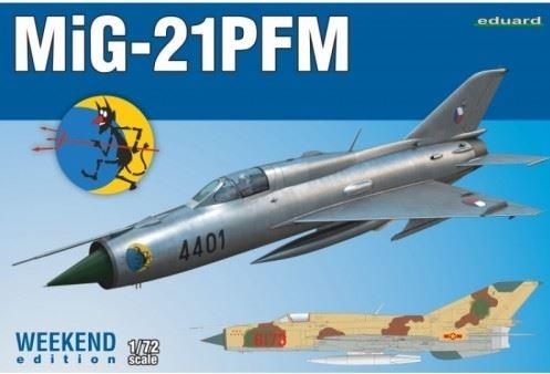 MiG-21PFM, Weekend Edition