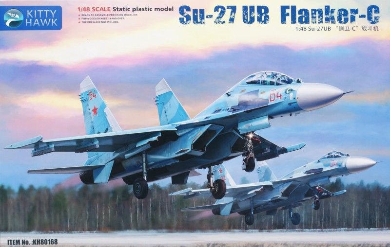 "Su-27 UB ""Flanker-C"""