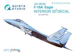 F-15A Interior 3D Decal