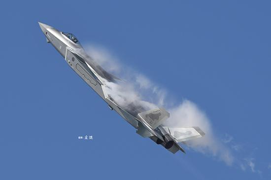 J-20 Mighty Dragon