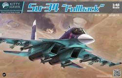 "Su-34 ""Fullback"" With metal parts"