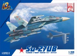 "Su-27UB ""Flanker-C"" ""Heavy Fighter"""