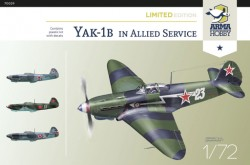 Yak-1b Allied Fighter Limited Edition