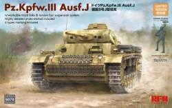 Pz. Kpfw. III Ausf. J w/workable track links