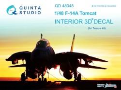 F-14A Interior 3D Decal