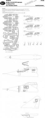 MiG-31BM w/KH-47M-2 EXPERT kabuki masks