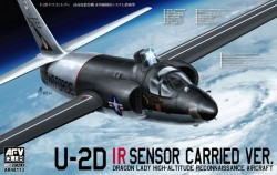 Lockheed U-2D IR Sensor Carried Ver.