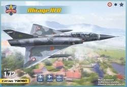 Mirage IIIB operational trainer