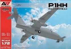 P1.HH HammerHead UAV (experimental)