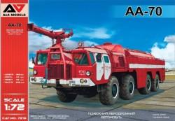 AA-70 Firefighting truck