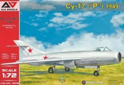 Su-17 (1949) advanced prototype