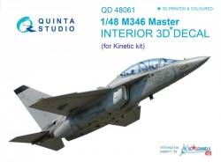 M346 Master Interior 3D Decal