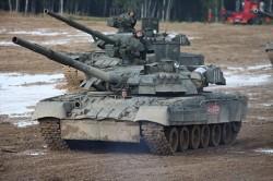 T-80UE-1 MBT