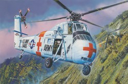 CH-34 US ARMY Rescue - Re-Edition