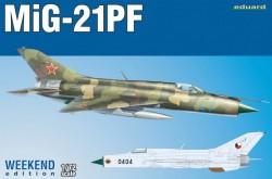 MiG-21PF, Weekend Edition