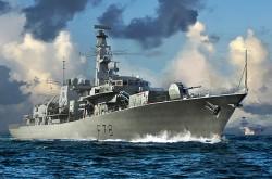 HMS TYPE 23 Frigate Kent(F78)