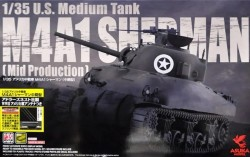 U.S. M4A1 Sherman + Extra Upgrades