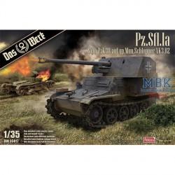 Pz.Sfl. Ia - 5cm Pak 38 auf gp. Mun Schlepper