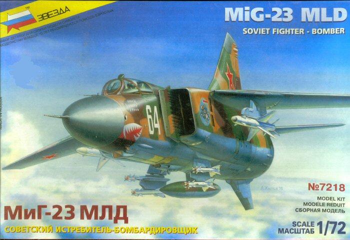Mig-23 MLD (re-relase)