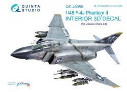 F-4J Interior 3D Decal