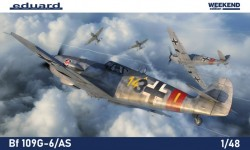 Bf 109G-6/AS, Weekend Edition