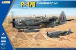 P-47D THUNDERBOLT RAZOR-RAF