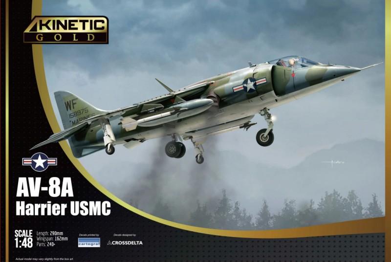 AV-8A USMC