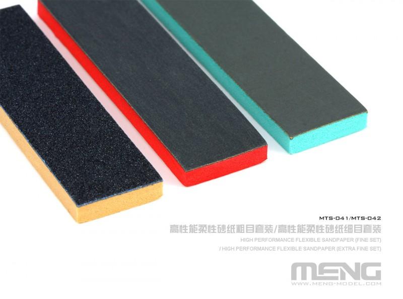 High Performance Flexible Sandpaper (Fine Refill Pack/800#)