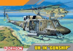 """UH-1N """"GUN SHIP"""""""