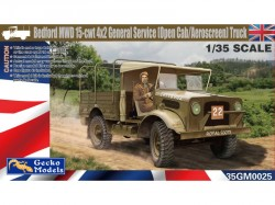 Bedford MWD 15-cwt 4x2 GS Truck - open cab