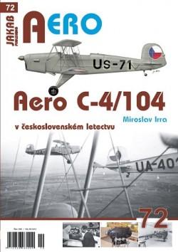 AERO 72: Aero C-4/104 v čs. letectvu