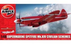Supermarine Spitfire Mk.XIV Civilian Schemes
