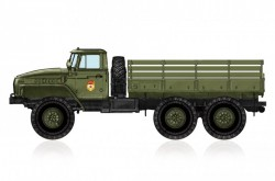 Russian URAL-4320 Truck