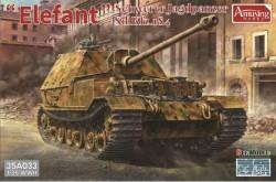 Schwerer Jagdpanzer Elefant Sd.Kfz.184