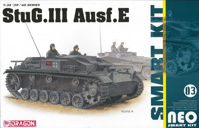StuG.III Ausf.E (Neo Smart Kit)