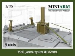 Jammer system RP-377VM1L